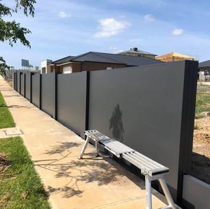 Estate modular walls