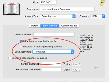 How to record a foreign currency loan received?