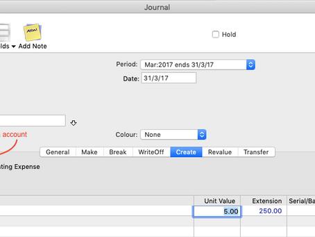 The Create Journal