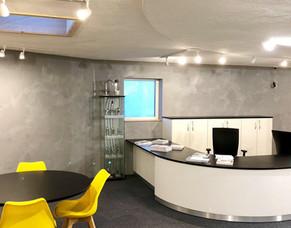 Marmorino Feature - Rialto Wall Designs.