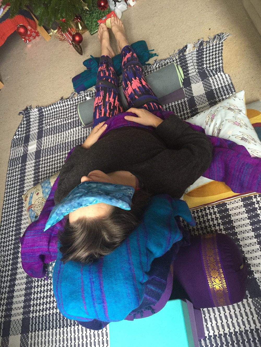 Sacred Awakenings Restorative Yoga Lyn Hill