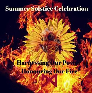 Summer Solstice 2021 - Sacred Awakenings