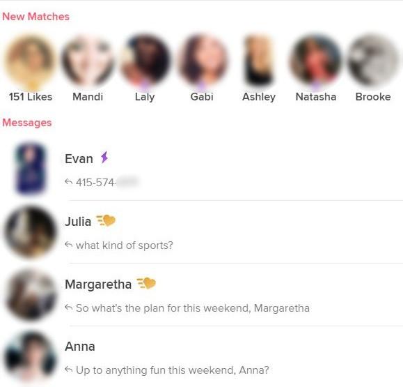 Tinder Profile Management Results