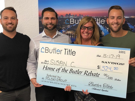 What is the Butler Rebate?
