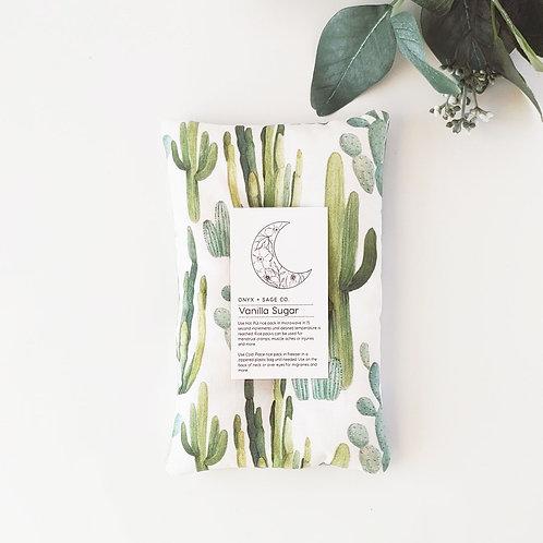 Watercolor Cactus Rice Pack