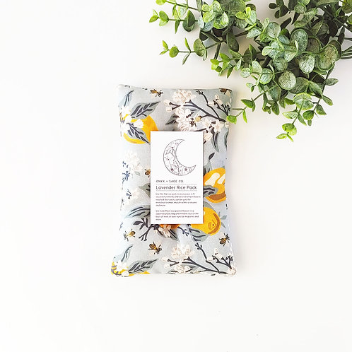 Lemons and Bees Rice Pack