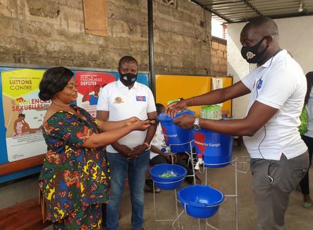 Solutions for Congo: la campagne de riposte contre la pandémie en RDC