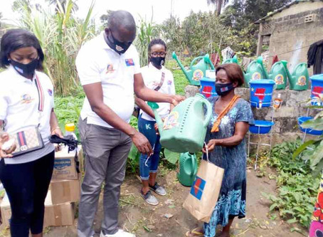 Solutions for Congo aid campaign in Kinshasa has begun