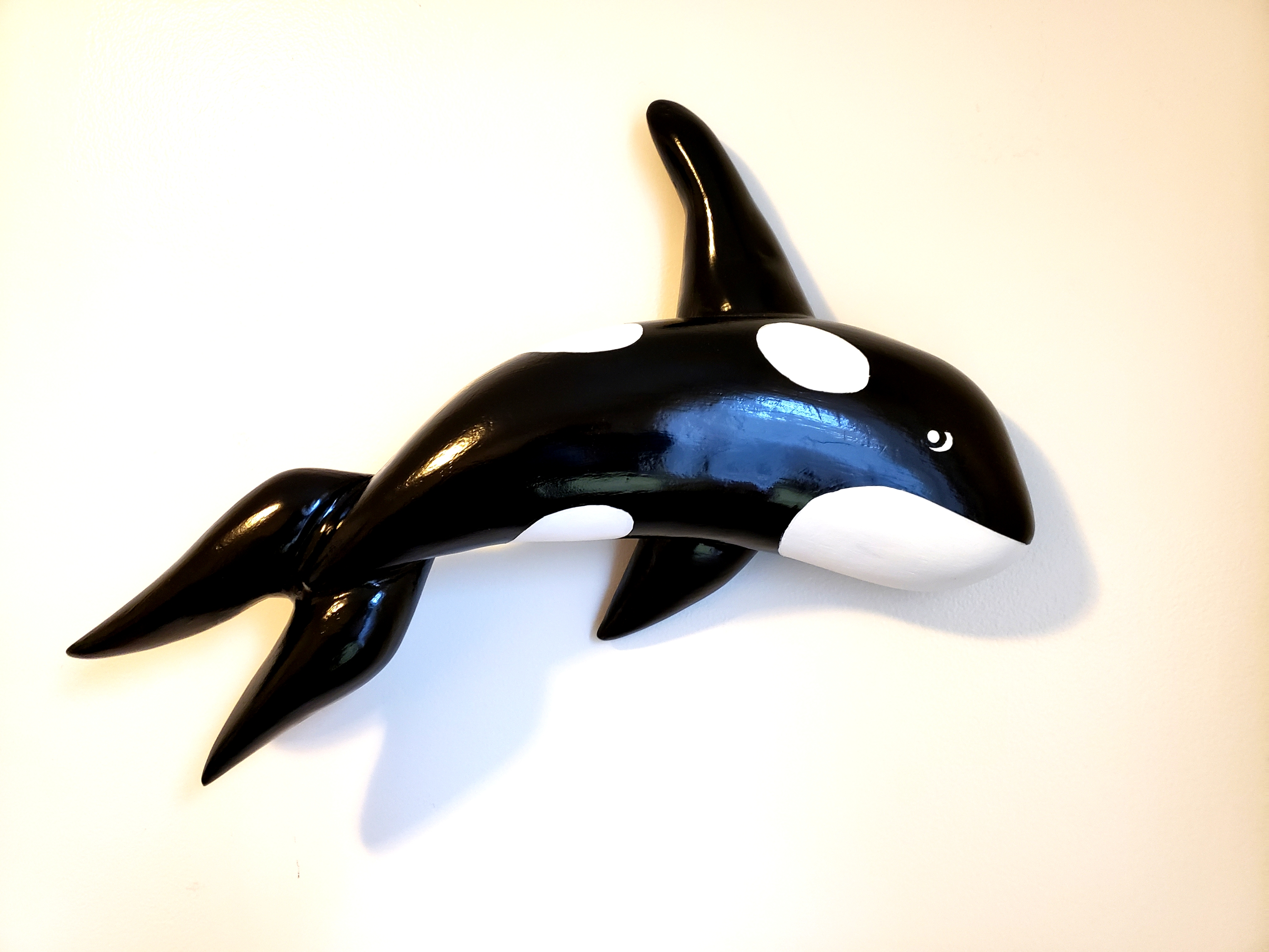 """""""Louis"""" baby Orca"""