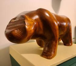 brown bear- cedar