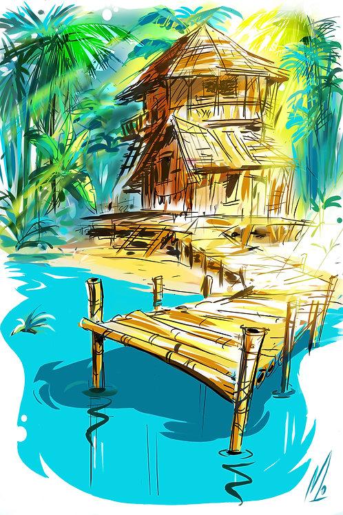 Beach Hut-3