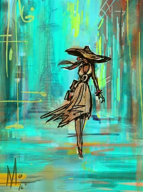 'Blue Paris'