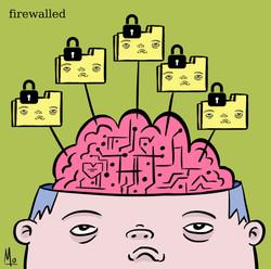 firewalled