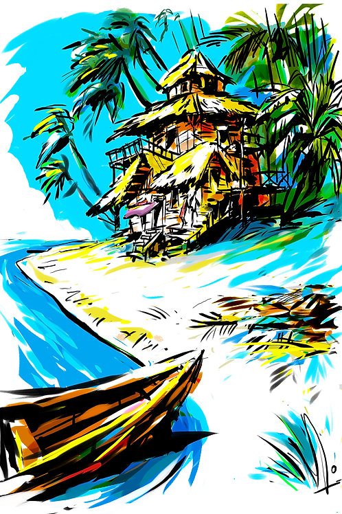 Beach hut-5