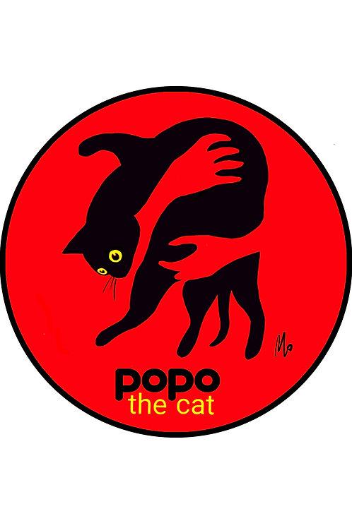 Popo the cat
