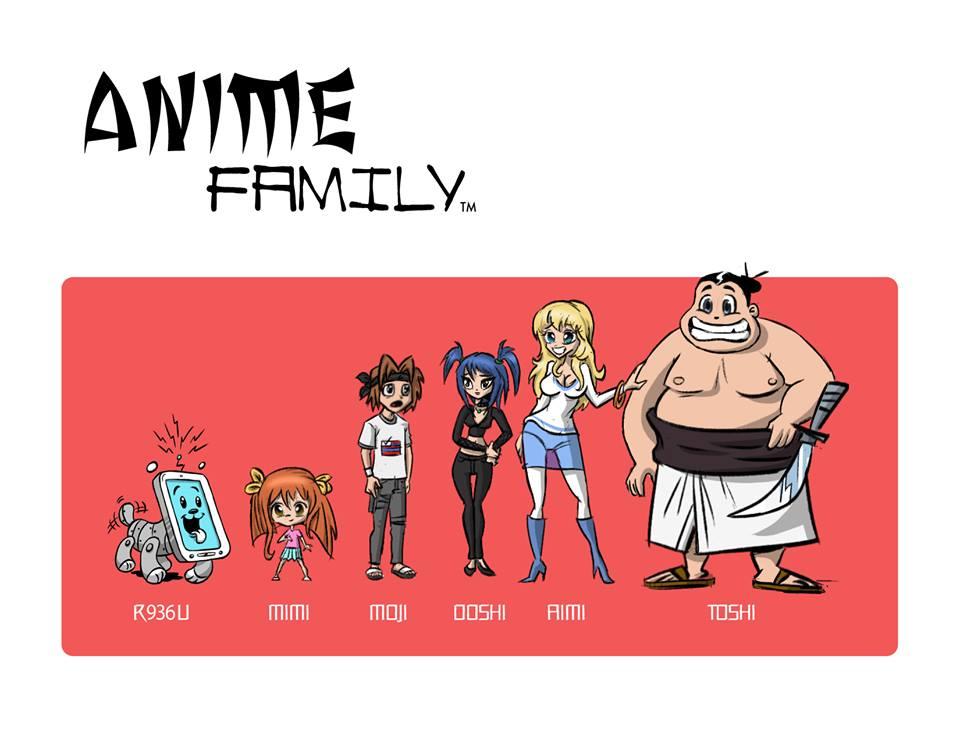 anime family-2