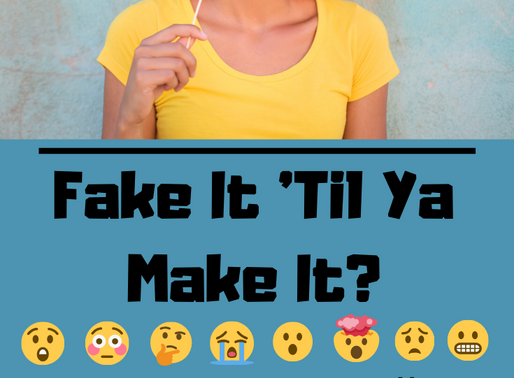 Fake It 'Til Ya Make It? 5 Ways to Handle Feelings Like Jesus