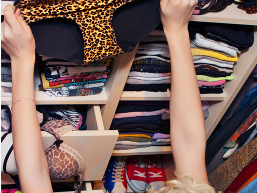 The 2-Week Wait: 10 Ways to KonMari Your Way Through!