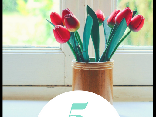 5 Things I Learned This Spring