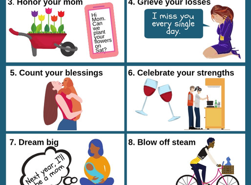 10 Ways to Survive Mother's Day