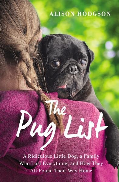 The Pug List by Alison Hodgson