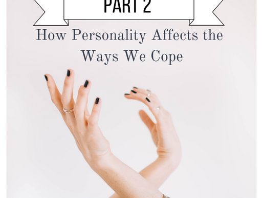 Series part 2 - Infertility & the Enneagram: How Personality Affects the Ways We Cope