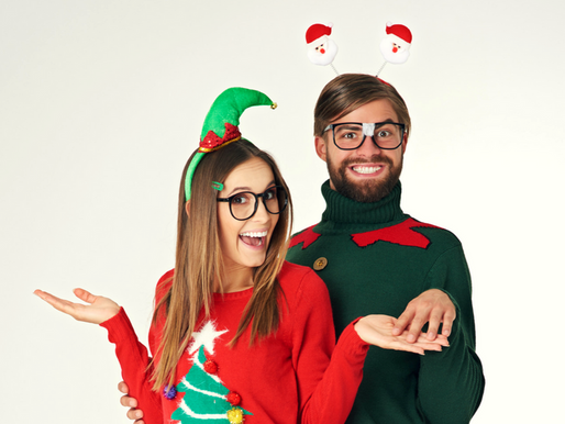 Ugly Sweaters & Ugly Attitudes: Help for your inner Scrooge