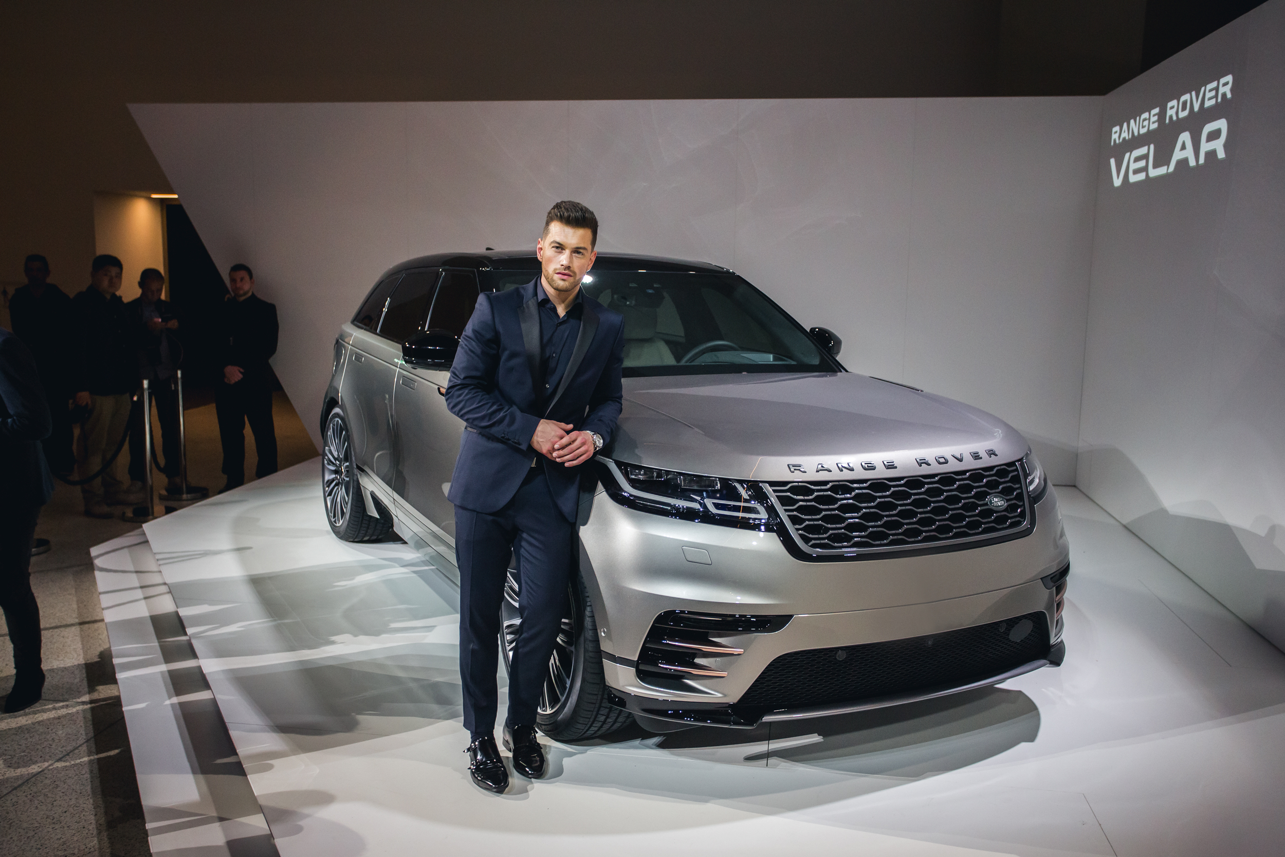 Range Rover - Velar Launch Event