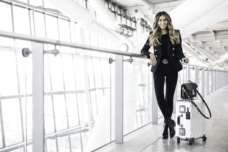 Lydia Millen - Heathrow 22