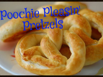 Recipe of the Week :: Poochie Pleasin' Pretzels