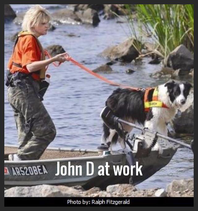 John D at work