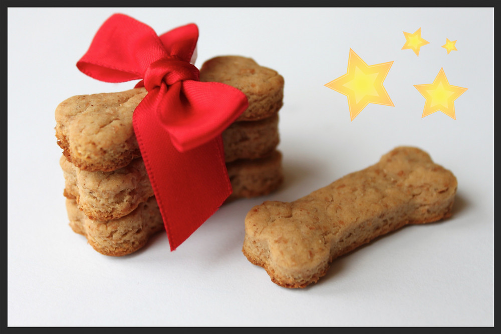 yappy new year yum yums_Dog Treat Recipe of the Week_Friends of the Animal Village