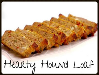 Recipe of the Week :: Hearty Hound Loaf