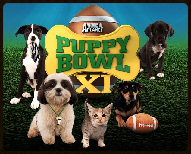 Puppy Bowl XI logo _Animal Planet.png