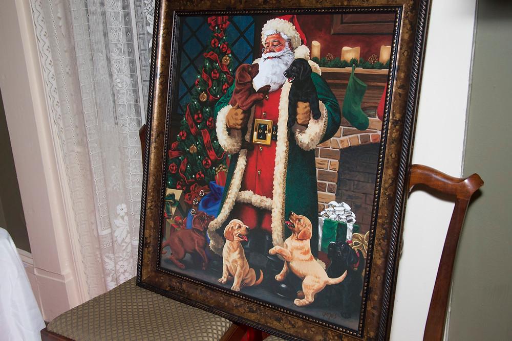Santa Paws_Friends of the Animal Village_santa paws painting.jpg