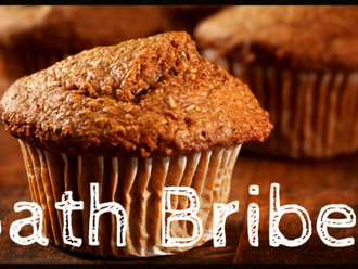 Recipe of the Week :: Bath Bribes