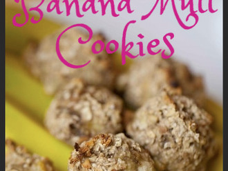 Recipe of the Week :: Banana Mutt Cookies