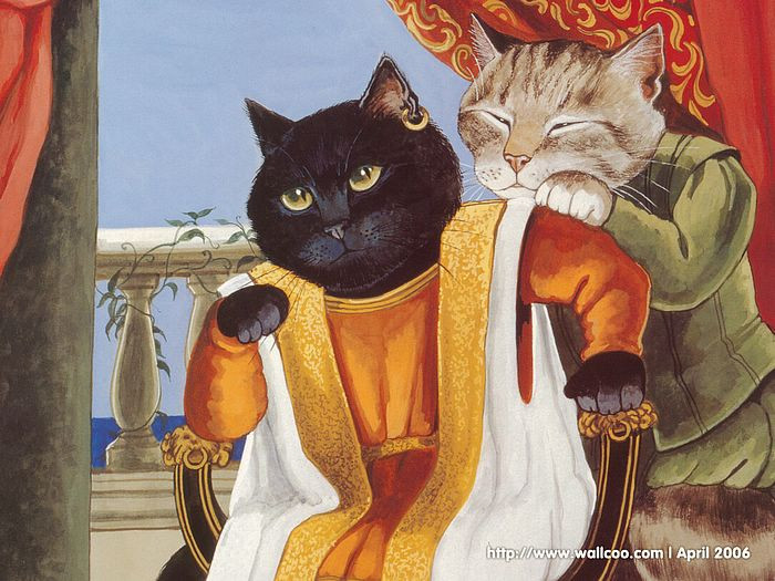 Shakespeare cat_Othello_by Susan Herbert.jpg