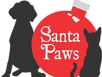 Santa Paws is Coming to Town!