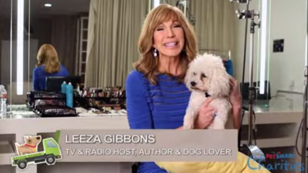 Leeza Gibbons_PetSmart Rescue Waggin': Tales from the Road_Friends of the Animal Village.png