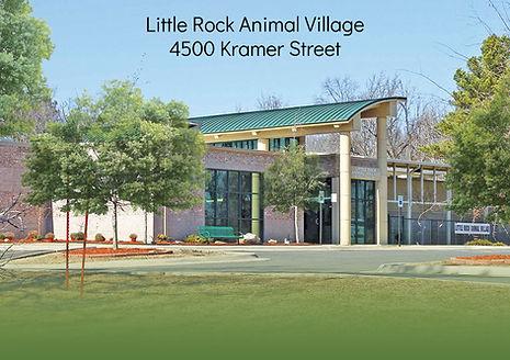 Little Rock Animal Village