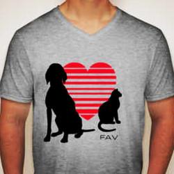 FAV heart shirt