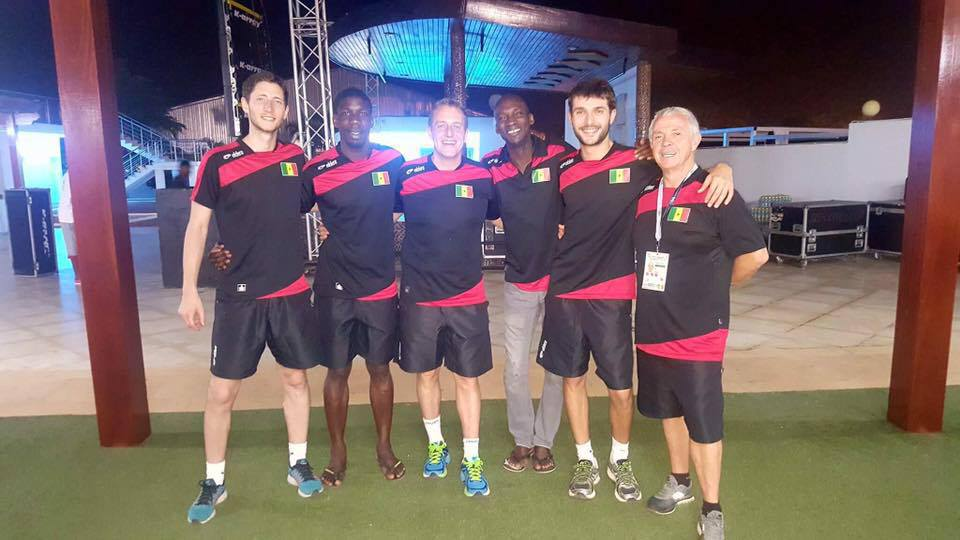 Staff Handball Senegal
