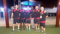 Staff Handball Senegal