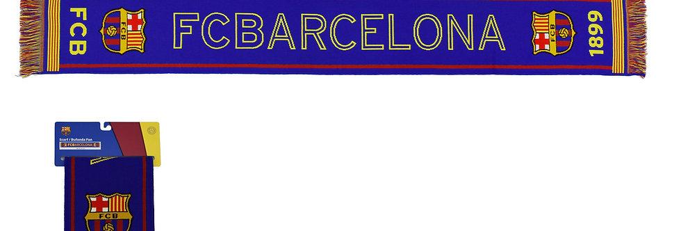 FCB Scarf 1