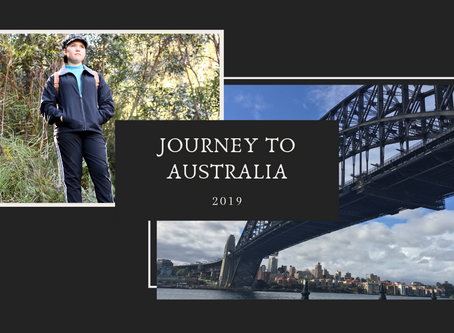 Journey to Australia: The Series, Prologue