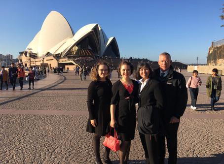 JOURNEY TO AUSTRALIA: Days 14-15