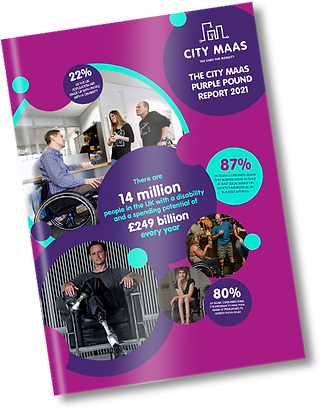 The CityMaaS Purple Pound Report