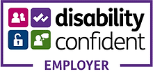 Disabled Confident Employer Logo