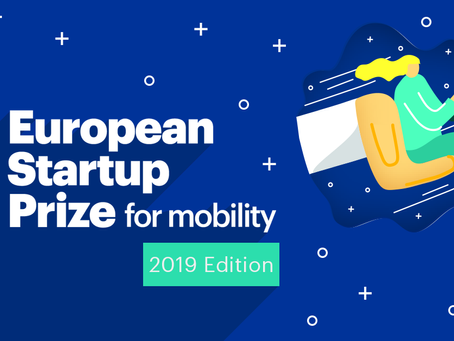 CityMaaS nominated for EU Startup prize